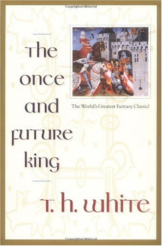 Once and Future King   1958 edition cover