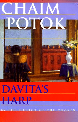 Davita's Harp  N/A edition cover