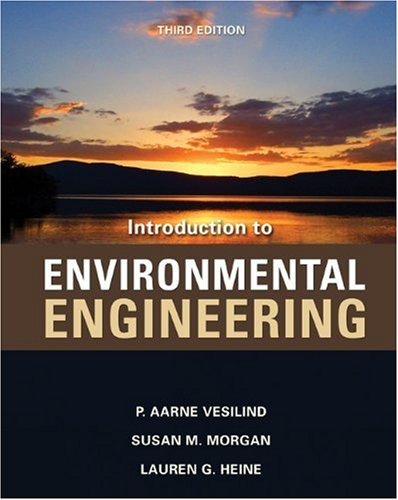 Introduction to Environmental Engineering  3rd 2010 edition cover