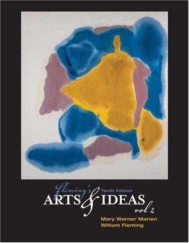 Arts and Ideas  10th 2005 (Revised) 9780534613839 Front Cover