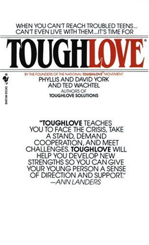 Toughlove  N/A 9780553267839 Front Cover
