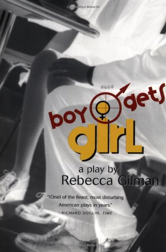 Boy Gets Girl A Play  2000 edition cover