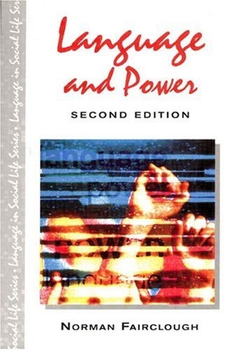Language and Power  2nd 2001 (Revised) edition cover