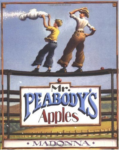 Mr. Peabody's Apples   2003 edition cover
