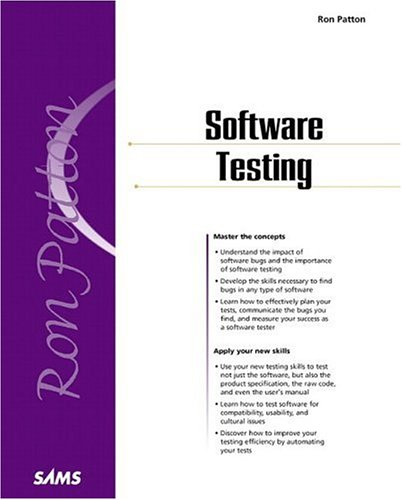 Software Testing   2000 edition cover