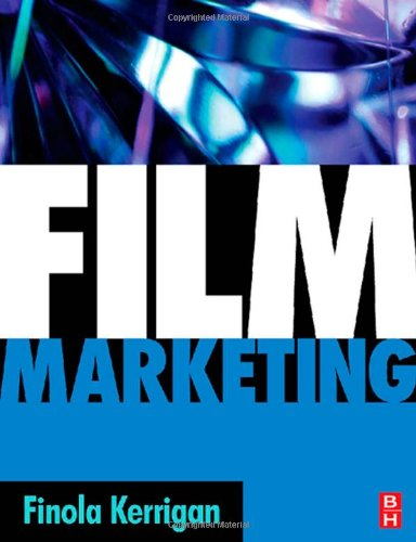 Film Marketing   2010 9780750686839 Front Cover