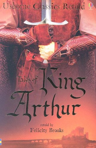Tales of King Arthur  Revised edition cover