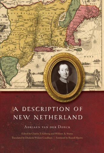 Description of New Netherland   2010 edition cover
