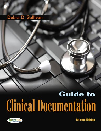 Guide to Clinical Documentation  2nd 2012 (Revised) 9780803625839 Front Cover