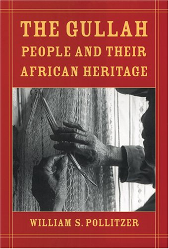 Gullah People and Their African Heritage   1999 edition cover