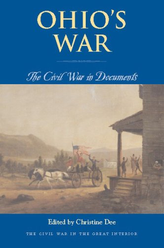 Ohio's War The Civil War in Documents  2006 edition cover