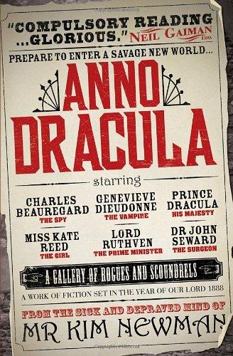 Anno Dracula   2011 edition cover