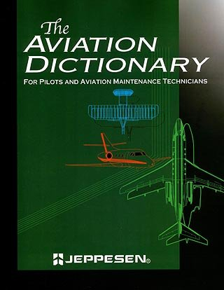 AVIATION DICT.F/PILOTS+AVIATION .... N/A 9780884873839 Front Cover