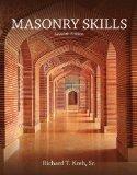 Masonry Skills:   2014 edition cover