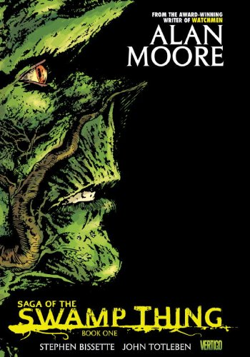 Saga of the Swamp Thing Book 1   2012 9781401220839 Front Cover