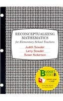Reconceptualizing Mathematics (Loose Leaf)   2011 edition cover