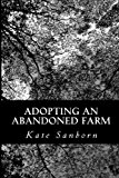 Adopting an Abandoned Farm  N/A 9781490385839 Front Cover