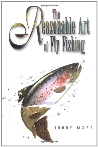 Reasonable Art of Fly Fishing  N/A 9781558216839 Front Cover