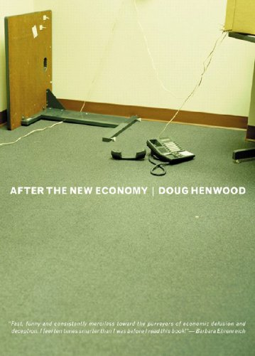 After the New Economy   2005 edition cover