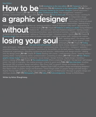 How to Be a Graphic Designer Without Losing Your Soul   2010 (Expanded) edition cover