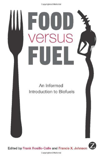 Food Versus Fuel An Informed Introduction to Biofuels  2010 edition cover