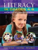 Literacy in Grades 4-8: Best Practices for a Comprehensive Program  2014 edition cover
