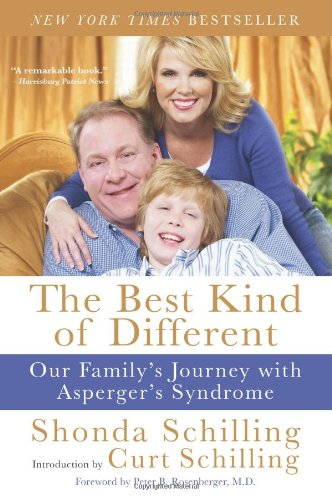 Best Kind of Different Our Family's Journey with Asperger's Syndrome N/A 9780061986840 Front Cover