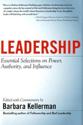 Leadership Essential Selections on Power, Authority, and Influence  2010 edition cover