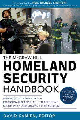 Homeland Security Handbook Strategic Guidance for a Coordinated Approach to Effective Security and Emergency Management 2nd 2013 edition cover