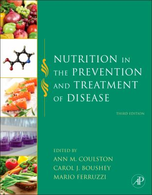 Nutrition in the Prevention and Treatment of Disease  3rd 2012 edition cover