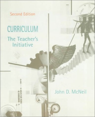 Curriculum  2nd 1999 edition cover
