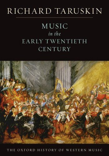 Music in the Early Twentieth Century   2009 edition cover