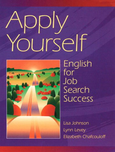 Apply Yourself English for Job Search Success  1996 edition cover