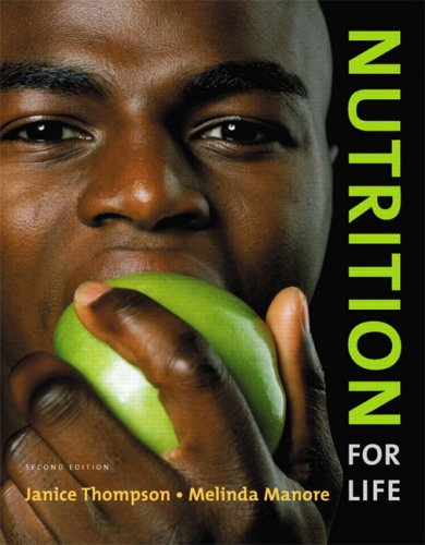 Nutrition for Life  2nd 2010 edition cover