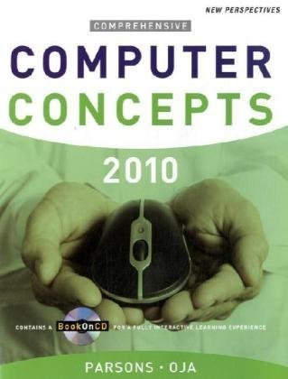 New Perspectives on Computer Concepts 2010  12th 2009 edition cover