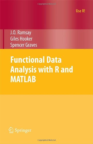 Functional Data Analysis with R and MATLAB   2009 edition cover