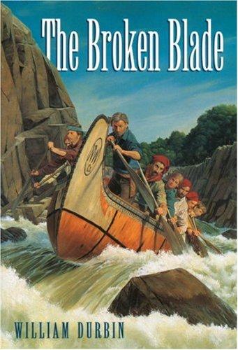 Broken Blade  Reprint edition cover