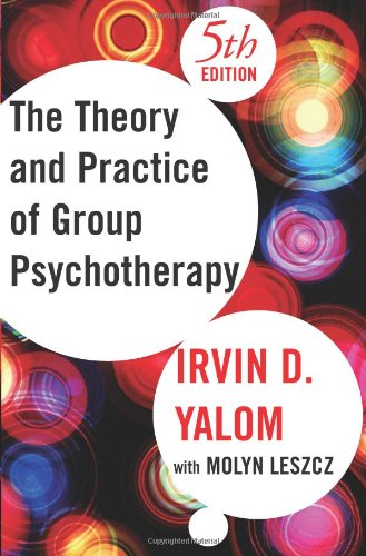 Theory and Practice of Group Psychotherapy  5th 2005 (Revised) 9780465092840 Front Cover
