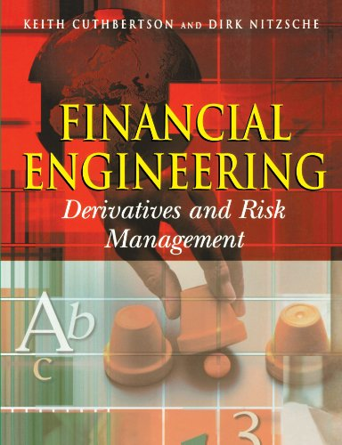 Financial Engineering Derivatives and Risk Management  2001 edition cover