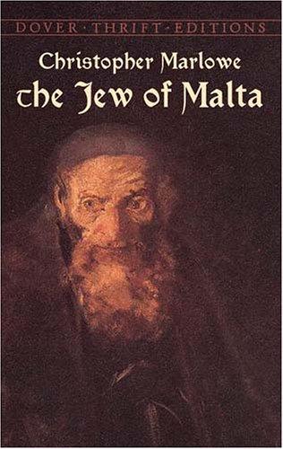 Jew of Malta   2003 edition cover