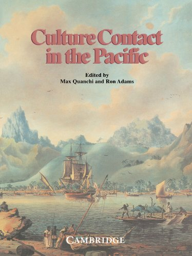 Culture Contact in the Pacific   1993 edition cover