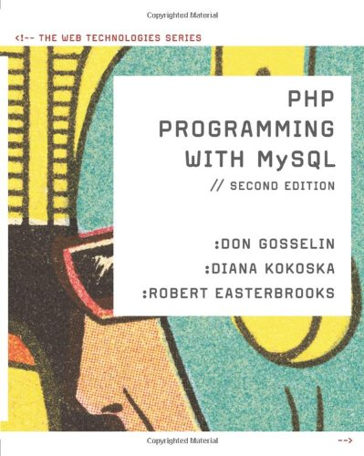 PHP Programming with MySQL  2nd 2011 edition cover