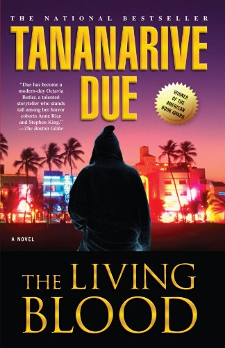 Living Blood   2002 (Reprint) edition cover