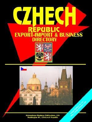 Czech Export-Import and Business Direct N/A edition cover