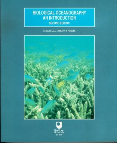 Biological Oceanography An Introduction 2nd 1997 (Revised) edition cover