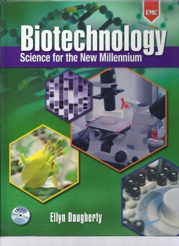 BIOTECH.:SCI.F/NEW MILLENIUM N/A edition cover