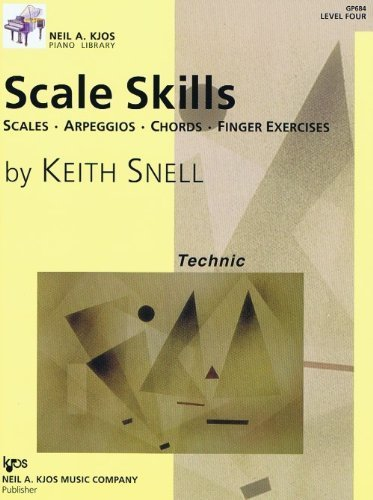 SCALE SKILLS:LEVEL 4 1st edition cover
