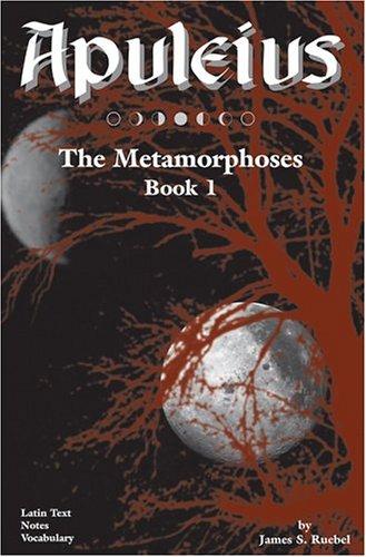 Apuleius The Metamorphoses  2000 edition cover