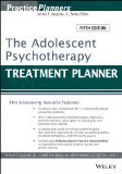 Adolescent Psychotherapy - Treatment Planner  5th 2014 edition cover