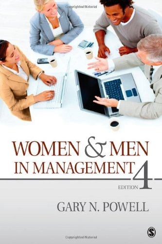 Women and Men in Management  4th 2011 edition cover